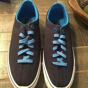 K-Swiss Blue Lace Up Sneakers NWT Clean Laguna 8.5
